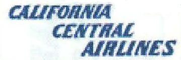 California Central Airlines